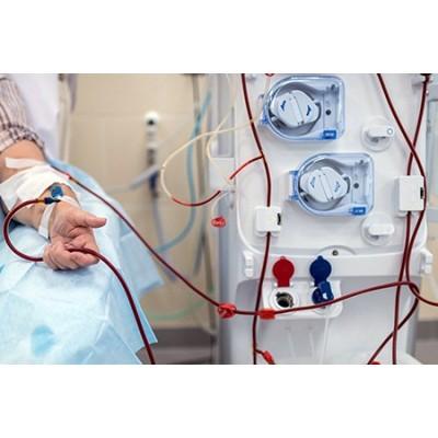 Сестринский процесс в отделении гемодиализа НМО - 36 часов