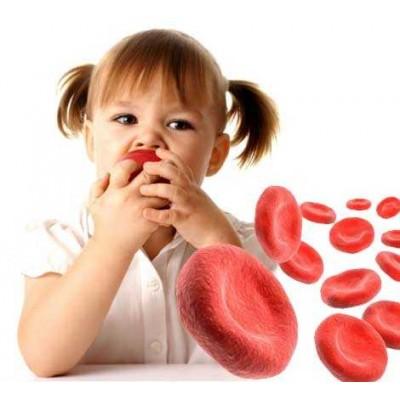 Анемии у детей – 36 ч.