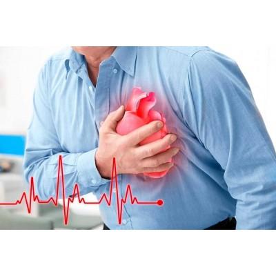 Диагностика и интенсивная терапия инфарктов миокарда – 36 ч.