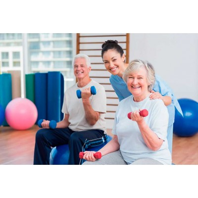 Лечебная физкультура – 288 ч.
