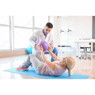 Лечебная физкультура и спортивная медицина – 576 ч.