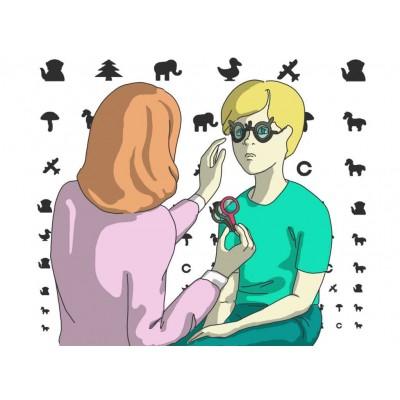 Актуальные вопросы детской офтальмологии – 36 ч.